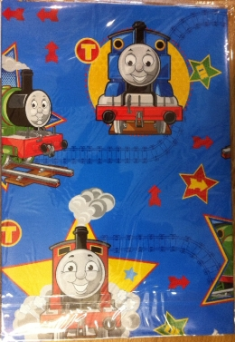 Thomas The Tank - Gift Wrap & Labels