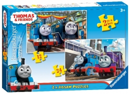 Thomas The Tank 2 In A Box Puzzles