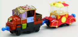 Chuggington - Diecast Hodge with Popcorn Car