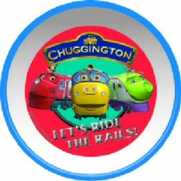 Chuggington - Round Bowl