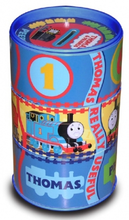 Thomas The Tank - Twisted Tin Money Bank