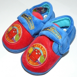 Chuggington - Ride The Rails Slippers