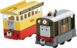 Thomas Take N Play Flora & Toby