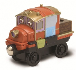 Chuggington Wooden Railway - Hodge