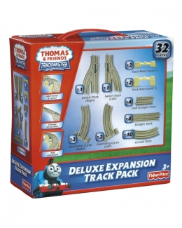 Trackmaster- Deluxe Expansion Track pack