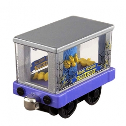Thomas Take N Play - Spider Exhibit Car