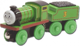 Thomas Early Engineers Wooden Henry