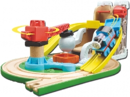 Thomas Early Engineers Playset: Rock & Roll Quarry Set with Thomas