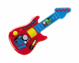 Thomas The Tank - Light & Sounds Rock N Roll Guitar