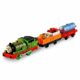 Mattel Trackmaster - Percy & The Rescue Cars