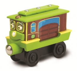 Chuggington Wooden Railway - Zephie