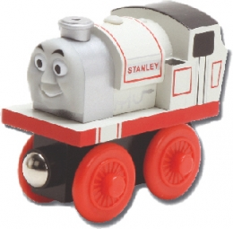 Thomas Early Engineers Wooden Stanley