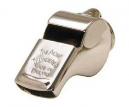 Acme Thunderer Metal Guards Whistle - LNER