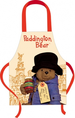Paddington Bear Childrens Apron