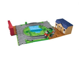 Thomas Take N Play - Percys Mail Delivery Playset