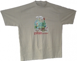 Ivor The Engine Adult Tshirt