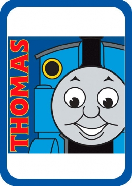 Thomas All Aboard Plush Cushion