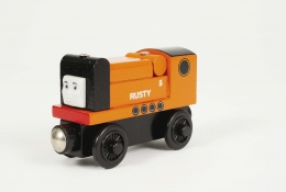 Thomas Wooden Railway - Rusty