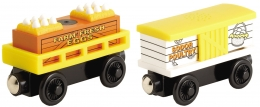 Thomas Wooden Railway - Sodor Chicken Cars