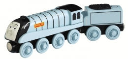 Wooden Railway - Spencer
