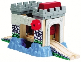 Wooden Railway - Castle Bridge