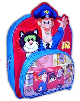 Postman Pat Novelty Backpack