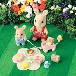 Sylvanian Families - Picnic In The Park