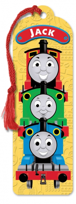 Personalised Thomas Book Mark H - K