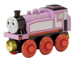 Talking Wooden Railway - Rosie