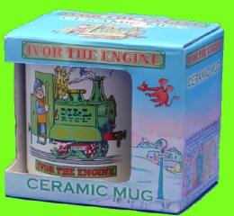 Ivor The Engine - Ceramic Mug