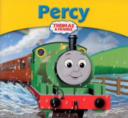 Thomas Story Library No11 - Percy