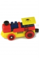 Bigjigs Wooden Railway - Battery Operated Steam Engine