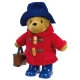 Paddington Bear - Classic Standing with Boots & Suitcase 22cm