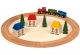 Bigjigs Wooden Railway - My First Train Set