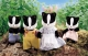 Sylvanian Families - Badger Family