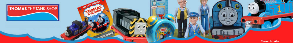 Thomas The Tank Engine Shop