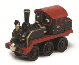 Chuggington Wooden Railway - Old Puffer Pete