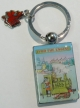 Ivor the Engine Key Ring with Charm