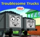 Thomas Story Library No64 - Troublesome Trucks